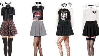 shirt skirt blackpink #jennie #redcarpet blackpinklisa kpop kpop idol korean street style korean street fashion korean shirt korean fashion cute pleated plaid black white black and white cute outifts outfit