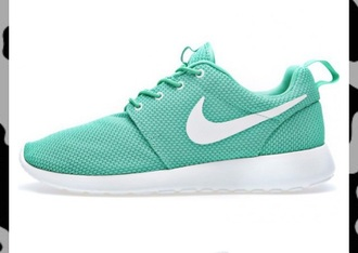 shoes sneakers sneakerhead tiffany creative women tiffany blue nikes roshe runs running shoes womens nike shoes roshe runs nike roshe run