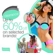 swimwear,hobie,gossip swim,bikini,bikini bottoms,bikini top,bikini lab,body glove,eidon,eidon surf,betsey johnson