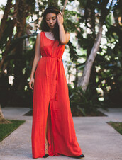honey n silk,blogger,jewels,red dress,tassel