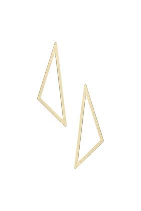 Open Triangle Earrings - Earrings - Jewellery - Bags & Accessories- Topshop