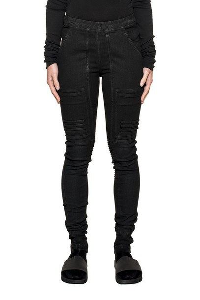 DRKSHDW leggings denim black pants
