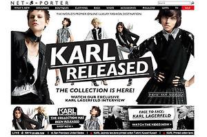 Designer shoes scarpe Karl Lagerfeld EU 36 (RRP £215 ) Punk Rock super chic uk 4