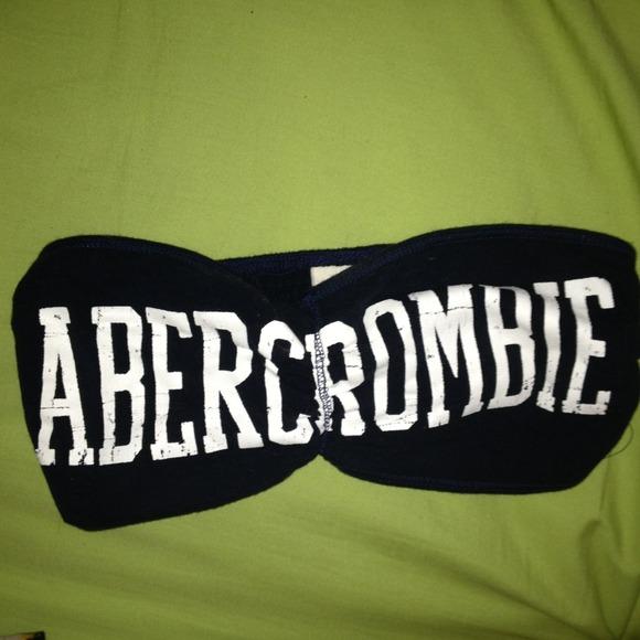 75% off Abercrombie & Fitch Tops - Abercrombie and Fitch bandeau top from