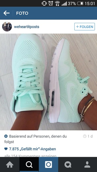 shoes nike sneakers nude nike running shoes nike air max 1 ultra moire nike shoes womens roshe runs tiffany blue nikes arctic blue nike air max tiffany blue nike air max 1