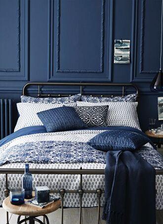 home accessory tumblr home decor furniture home furniture bedding bedroom tumblr bedroom pillow blue