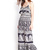 Flounced Tribal Print Maxi Dress | FOREVER21 - 2000123144