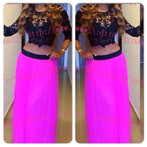 skirt dress two-piece summer outfits