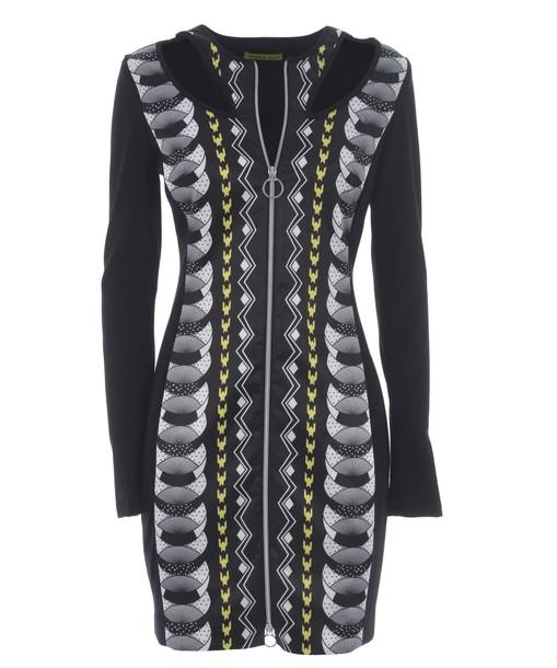 VERSACE dress printed dress pattern