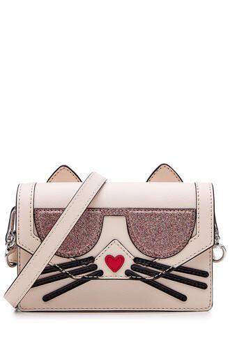 bag crossbody bag rose