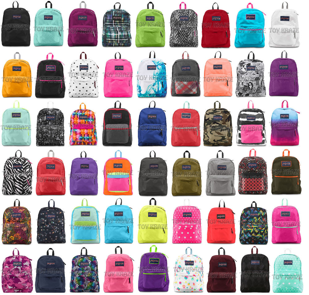 Original Jansport Backpacks - Crazy Backpacks