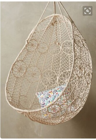 home accessory hanging chair anthropologie