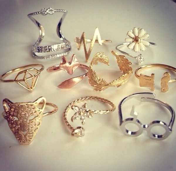 jewels ring ring gold silver jewelry