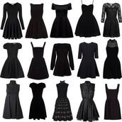 dress,tumblr,variety,little black dress,winter dress,black,long sleeve dress,lace,lace dress,sleeveless,sleeveless dress,black dress,goth,mini dress,collar,clothes,women,jacket,bag,belt,jewels,short dress,all black everything,earphones,mid sleeve dress,sweater,blouse,negro,black crop top,lace top