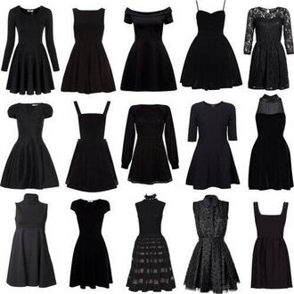 dress tumblr variety little black dress winter dress black long sleeve dress lace lace dress sleeveless sleeveless dress black dress goth mini dress collar clothes women jacket bag belt jewels short dress all black everything earphones