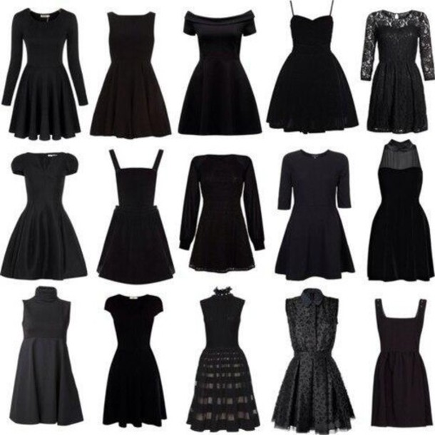 dress tumblr variety little black dress winter dress black long sleeve dress  lace lace dress sleeveless 1cd9f39be6