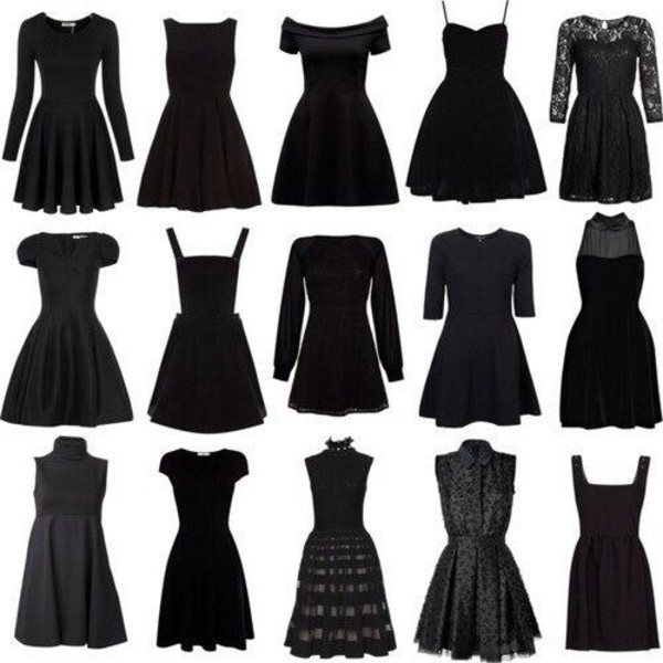 dress tumblr variety little black dress winter dress black long sleeve dress lace lace dress sleeveless sleeveless dress black dress goth mini dress collar clothes black dress all black everything earphones