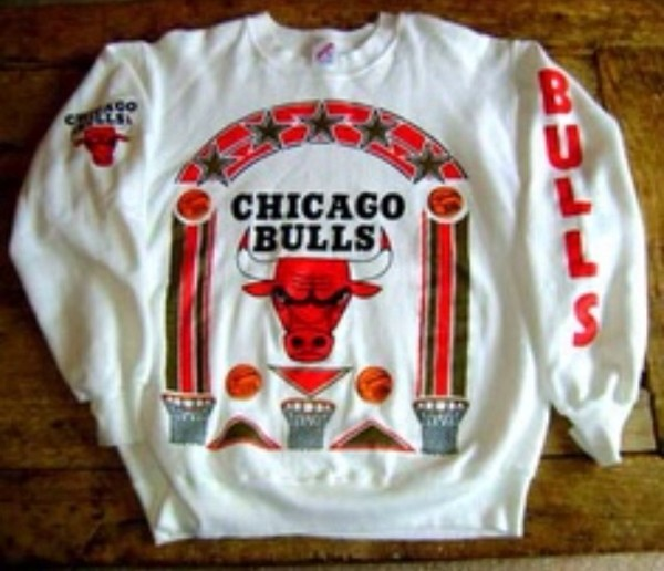 sweater sweatshirt chicago bulls dope