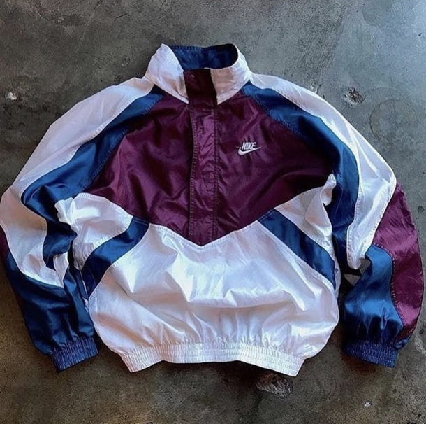 965c48601aa jacket nike retro windbreaker nike tracksuit vintage old school cool  fashion fashionista