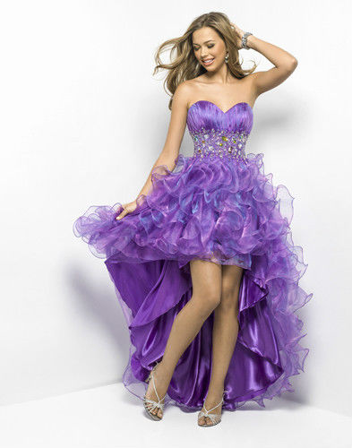 Low sweetheart formal prom evening pageant dresses wedding ball gown