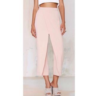pants pink pants classy