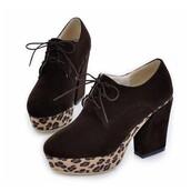 shoes,black,boots,leopard print