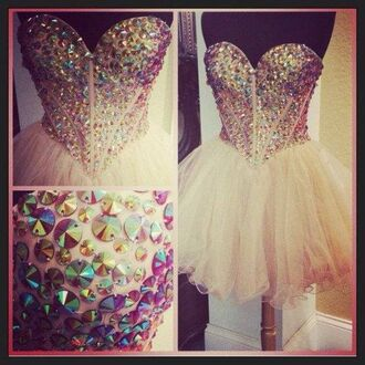 homecoming dress short prom dresses cocktail dresses party dress dress pink decoration 2014 full length forever hill heart ball sparkle sequins