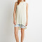 Side-slit textured tunic | forever 21 canada