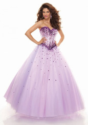 prom dress,ball gown dress,ball gown wedding dresses,dress,purple dress,floor length dress,floor length,beaded dress,classical prom dress,tulle prom dress,homecoming dress,evening prom dress,strapless prom dress,top selling prom dress,hot pink prom dresses,girls dresses