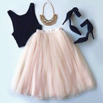skirt princess skirt soft pink skirt dancer skirt pink ballet skirt tu tu ribbon