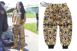 pants becky g cheap cute religious crop shirt