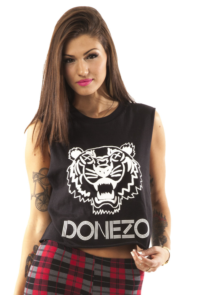 Donezo Crop Top – Wunderlust