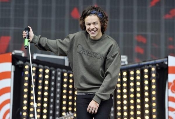 sweater harry styles one direction obsession