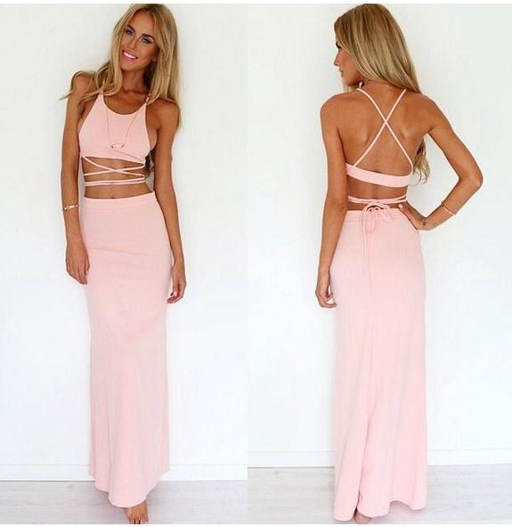 Cute hot fashion elegant cross dress