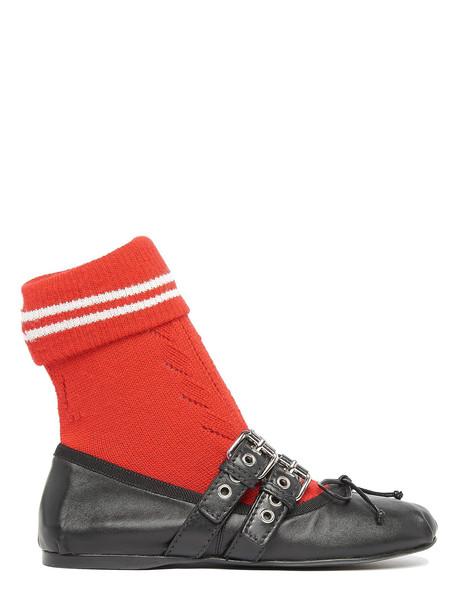 Miu Miu Shoes in red