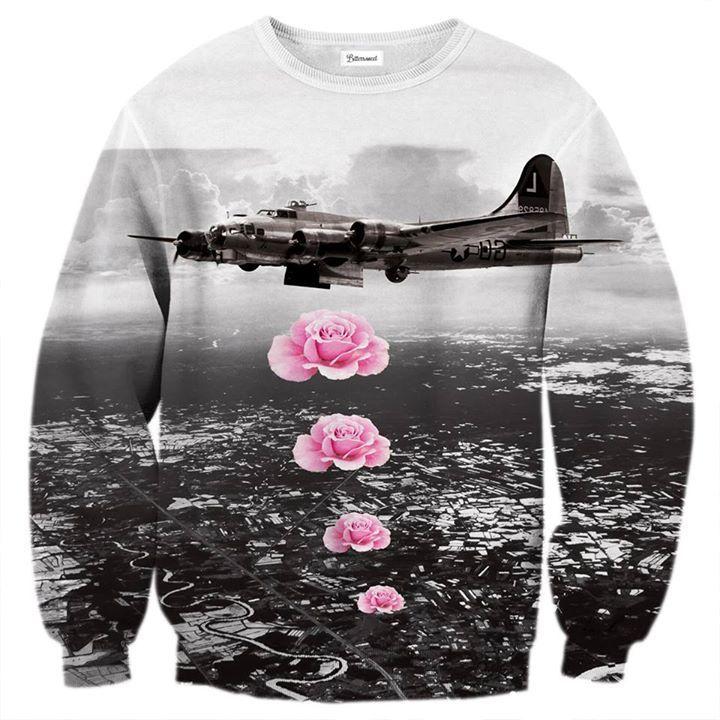 Banksy sweatshirt