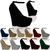 W8A Womens Ladies High Heel Wedges Platform Mary Jane Style Full Toe Court Shoes | eBay