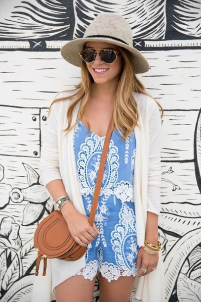 bag jumpsuit blue dress blue romper romper lace dress lace top lace cami blue shirt blouse cute dress cute shorts cute top style summer top top shorts boho chic boho shirt bohemian boho style tank boho style shorts hipster hippie gypsy boho dress beach summer hot