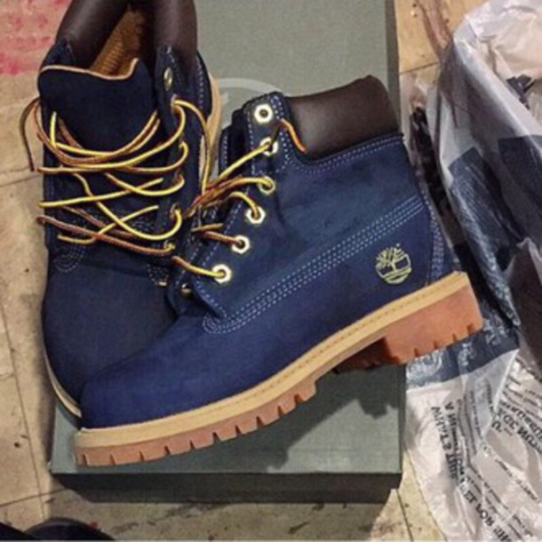 Luxury Timberland Navy Nellie Chukka Boots In Black For Men Navy  Lyst
