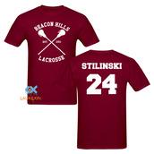 t-shirt,Stilinski 24 shirt