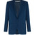 Mattea shawl-collar single-breasted jacket