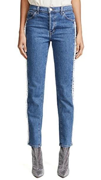 IRO.JEANS jeans denim blue