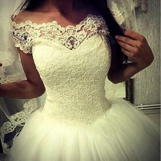 dress wedding dress lace wedding