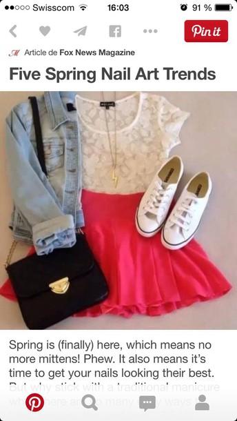 top skirt coat