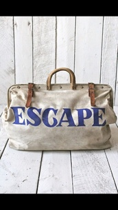bag,escape,travel bag,travel,traveling,new years resolution