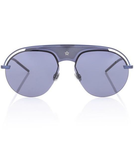 Dior Sunglasses sunglasses aviator sunglasses blue