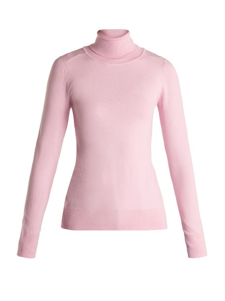 JoosTricot sweater cotton light pink light pink