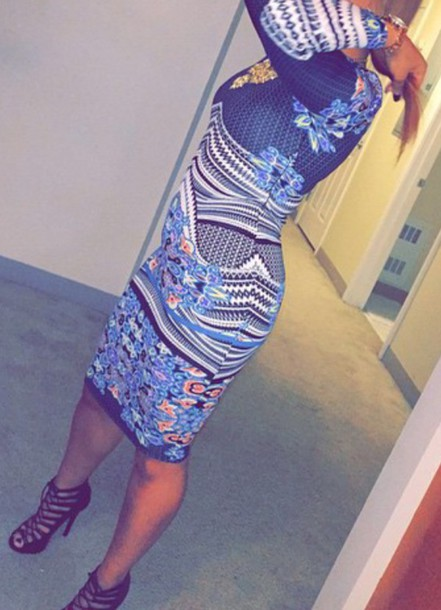 dress patterned dress printed dress