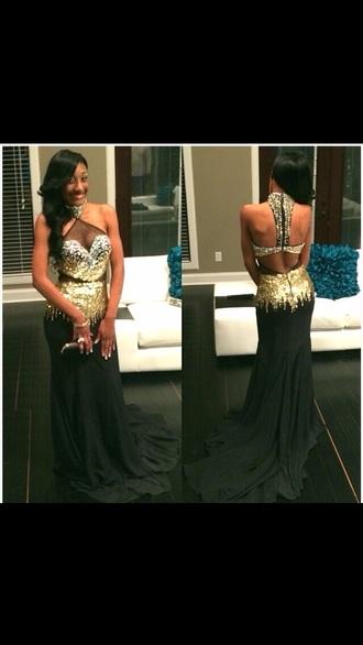 dress black silver sheer gold golf sequins silver sequin black dress sequin dress prom dress