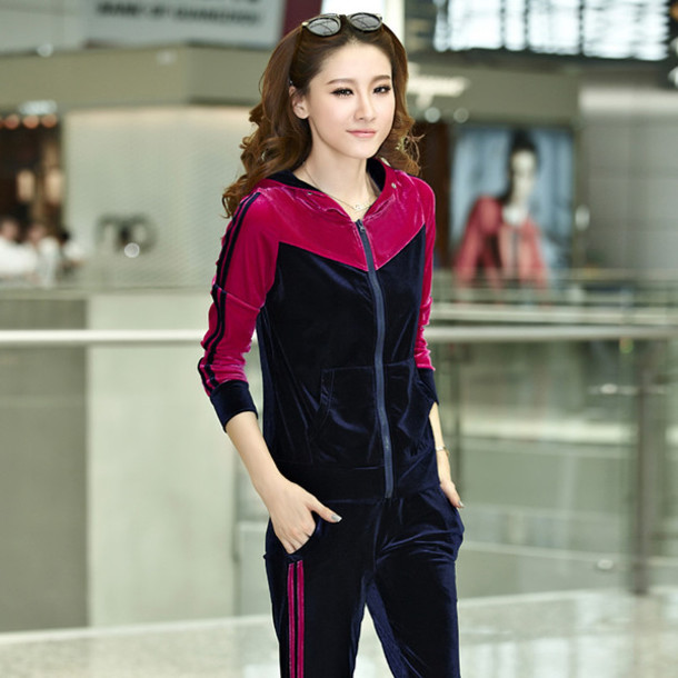 coat spring 24chinabuy fashion women lady suit sportswear